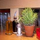 Foto zu Vapiano: immer nette Deko auf den Tischen