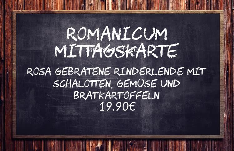 Bild zur Nachricht von Cafe & Restaurant im Romanicum