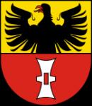 Wappen von Mühlhausen