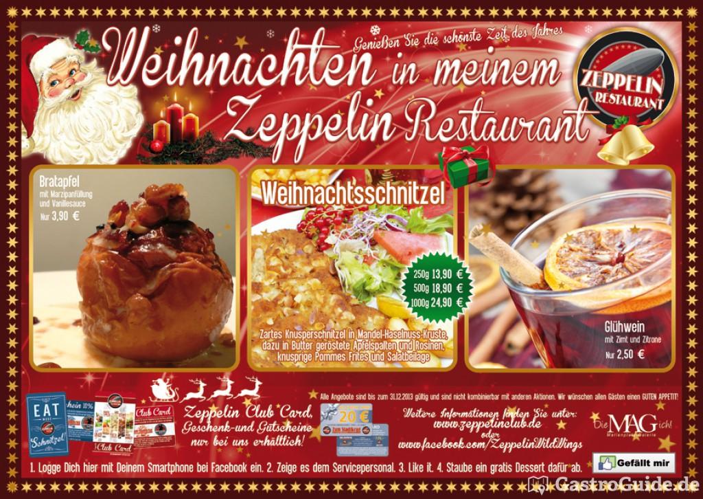 Bild zur Nachricht von Zeppelin WILD WINGS Schwerin