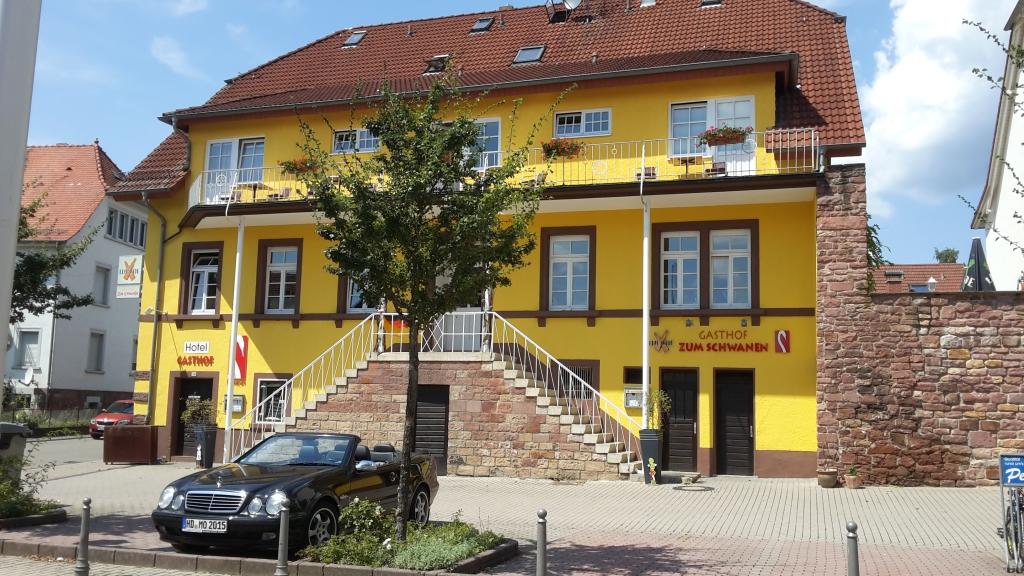 Bild zur Nachricht von Hotel Gasthof zum Schwanen