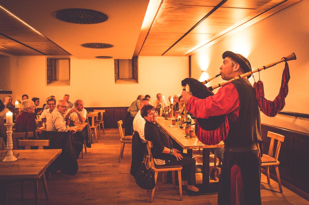 Bild zur Nachricht von Restaurant Burg Steinsberg