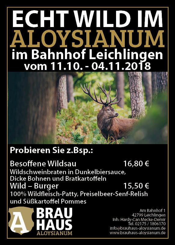 Bild zur Nachricht von Brauhaus Aloysianum