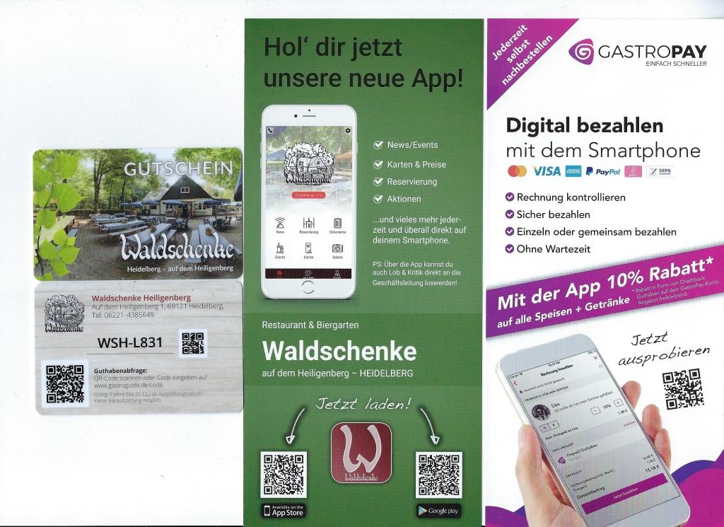 Bild zur Nachricht von Waldschenke Heiligenberg