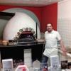 .....und mit dem Pizzaiolo