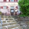 Eingang mit Terrasse