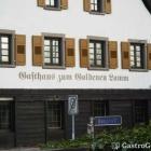Foto zu Gasthaus zum Goldenen Lamm: Das Gasthaus zum Goldenen Lamm