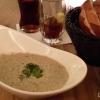 Champignon Cremesuppe