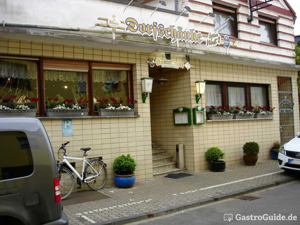 Dorfschänke · Beim Wastl Restaurant in 53844 Troisdorf (Kriegsdorf)