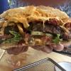 Burger Innenleben