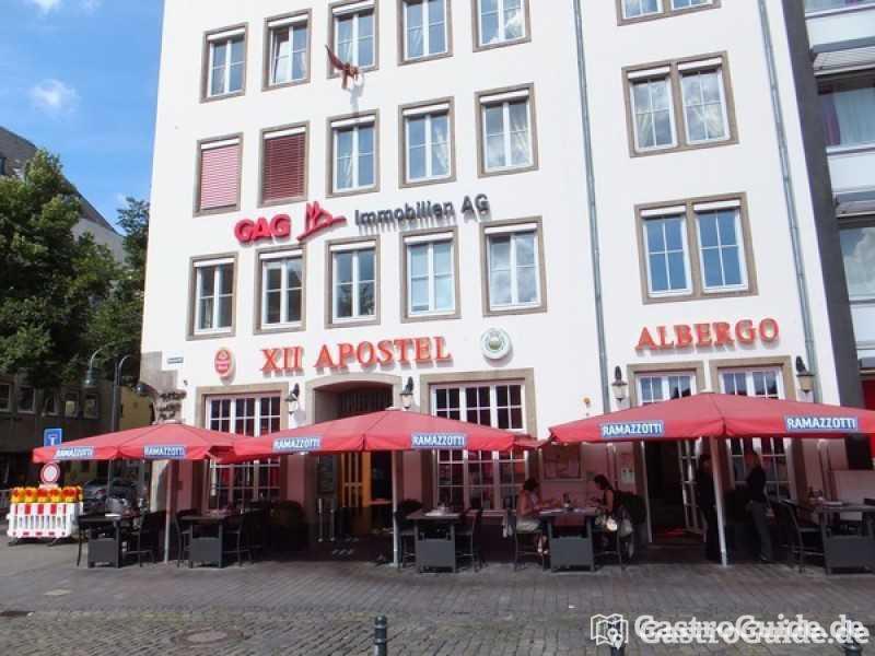 12 Apostel Koln Restaurant In 50667 Koln