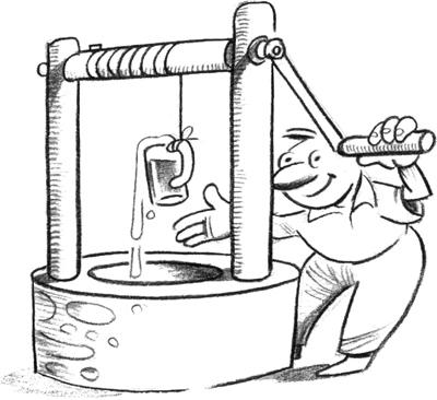 Bild zur Nachricht von Brunnenstube