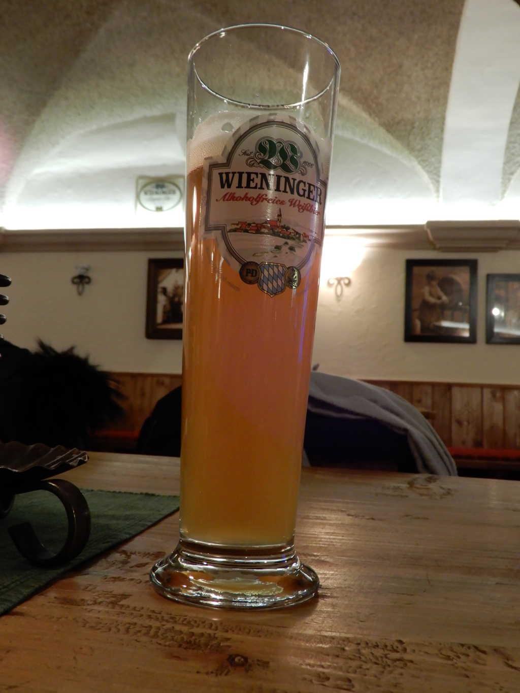 Sehr gutes Bier und sehr gutes Essen. - GastroGuide