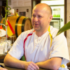 Chef Heiko Kunz