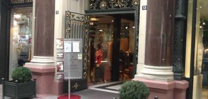 Bild von Bernhard's Restaurant Le Jardin de France