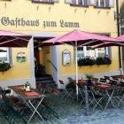 Foto zu Gasthaus Lamm: .