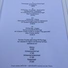 Foto zu Gasthof im Hotel Sasse: Pfifferlingskarte 2.7.15