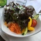 Foto zu Gasthof im Hotel Sasse: 03.09.17 / Beilagensalat