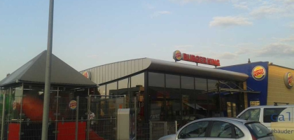 Bild von Burger King · Drive Thru