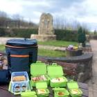 Foto zu Hotel Restaurant Auerhahn: Picknick im Eidertal
