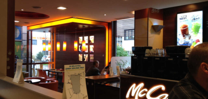Bild von McDonald's