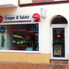 Foto zu Croques und Salate: