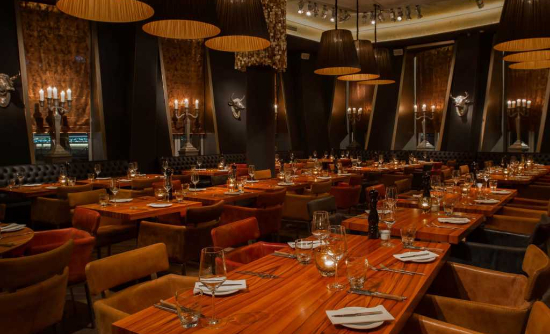 rocca im gehry 39 s restaurant in 40221 d sseldorf hafen. Black Bedroom Furniture Sets. Home Design Ideas