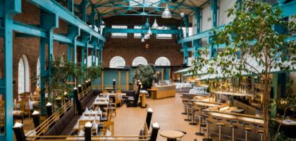 Bild von Restaurant Schnürboden im Hotel Alte Werft