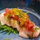 Foto zu Sushi Glas: Zuviel Pflaume tut nicht gut...