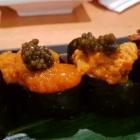 Foto zu Sushi Glas: Müßiger uni
