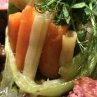 Foto zu Lennis im Hotel Lennhof: Beilage zum Lamm:  Gemüse-Chartreuse