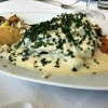 Wiener Rindertafelspitz mit Meerrettichsoße, Apfelkren und Röstkartoffeln