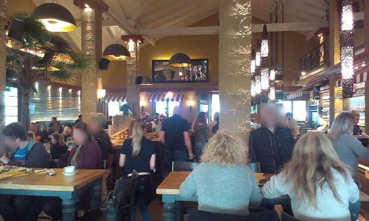 Cafe De Sol Herne Brunch