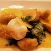 Nordsee Seezunge, Spinat, Kartoffeln