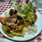 Foto zu Brauereigasthof zum Schwan: Beilagensalat