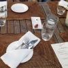 Taverne: Tisch