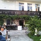 Foto zu Eibsee-Hotel · Restaurant: Taverne: Terrasse