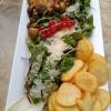 der Salat-Teller für den Hunger zwischendurch