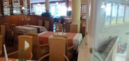Bild von Palm Restaurant im Vital Hotel