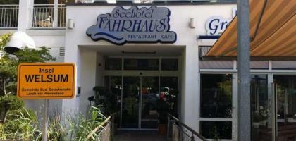 Bild von Seehotel Fährhaus - Restaurant Graf Luckner