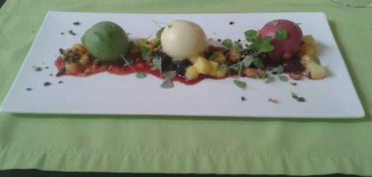 Bild von Coquille im St. Jacques Parkrestaurant