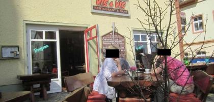 Bild von Restaurant Vis a Vis