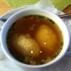 Griesklöschensuppe
