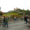 Auf der alten Mainbrücke kann man seinen Wein geniessen