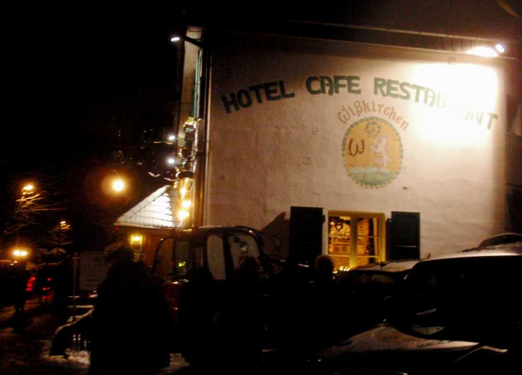 Hotel Restaurant Wisskirchen Restaurant Cafe Hotel Ausflugsziel In