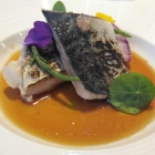 Foto zu Gaststätte Zur Krone: Marinierte Makrele in Dashi-Vinaigrette