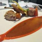 Foto zu Gaststätte Zur Krone: Wachtel aus dem Elsass - Confit und gebraten mit Karotte und Wachteljus