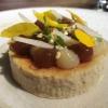 Crème brulée von der Foie Gras