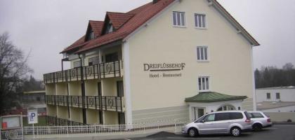 Bild von Hotel Dreiflüssehof