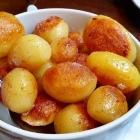Foto zu Gasthaus An der Alster: Süße (d.h. karamellisierte) Kartoffeln